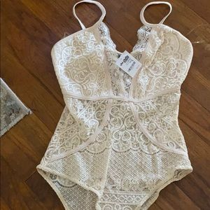 Charlotte Russe new with tags body suit